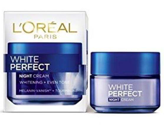 White Perfect Night Cream