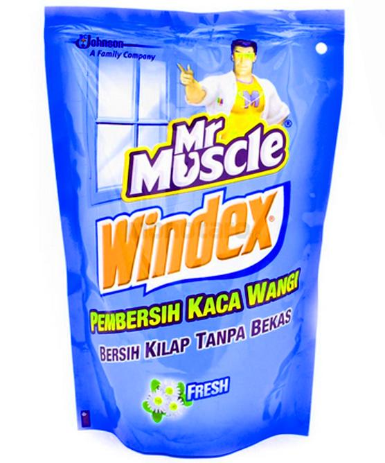 Pembersih Kaca Mr. Muscle