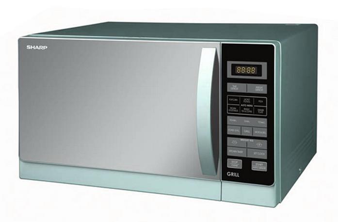 Sharp R-728(S)-IN Microwave terbaik