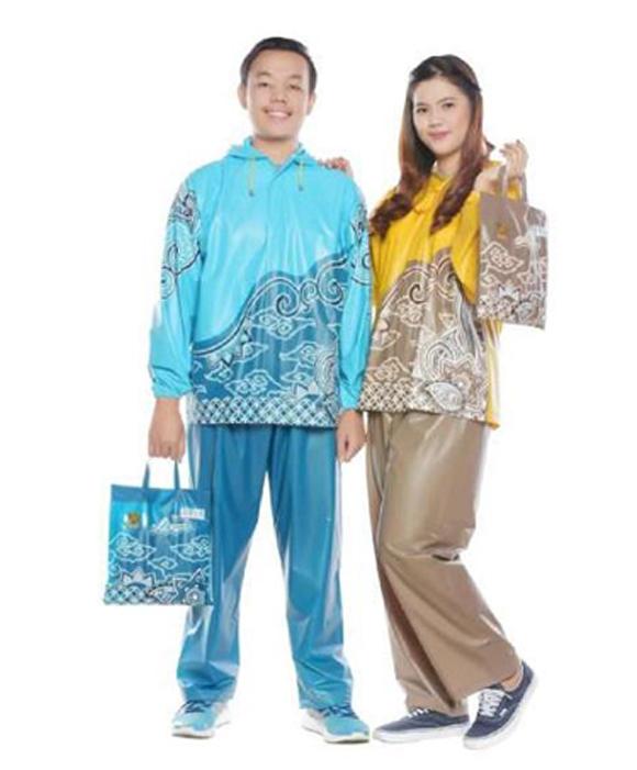 Tiger Head Edisi Batik