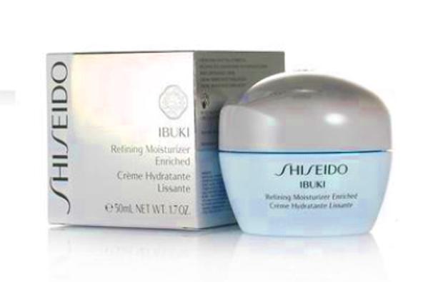 Shiseido Ibuki Refining Pelembab kulit berminyak