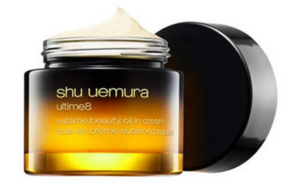 Ultime8 Sublime Beauty Oil in Cream