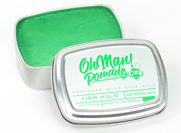 Oh Man! Pomade Terbaik Firm Hold