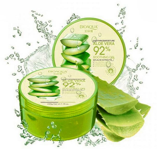 Sooting & Moisture Aloe Vera 92% Sooting Gel
