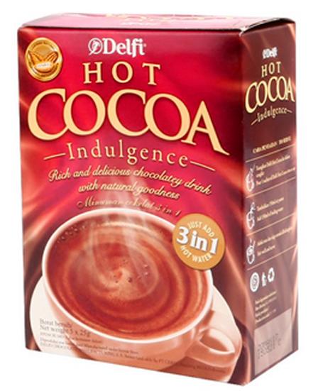 Delfi Hot Cocoa Indulgence