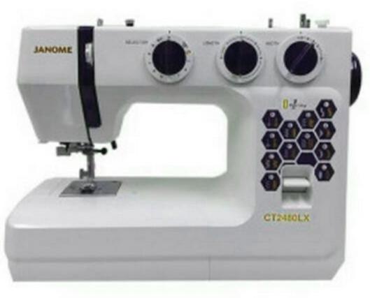 CT2480LX mesin jahit terbaik