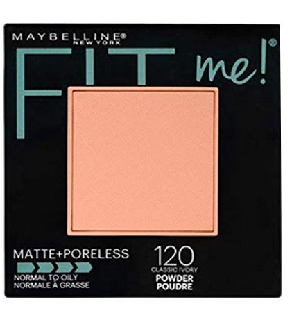 Maybelline FitMe Matte Poreless Powder