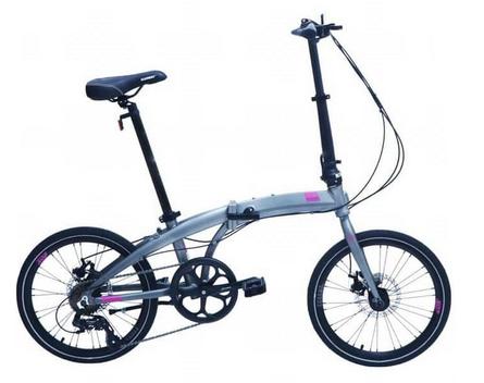 Element-Ecosmo-20-sepeda lipat terbaik