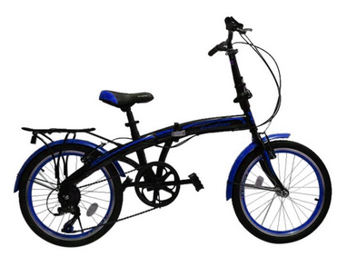 Evergreen-Folding-Bike-20