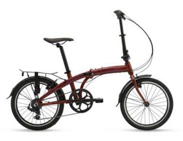 Polygon Urbano 3 sepeda lipat terbaik