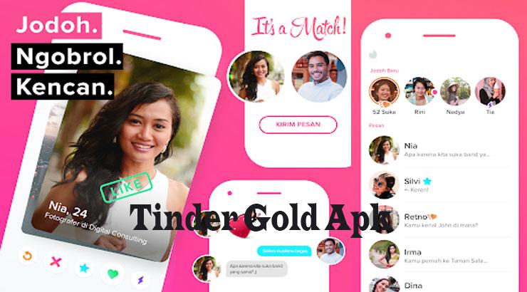 Tinder Gold Apk