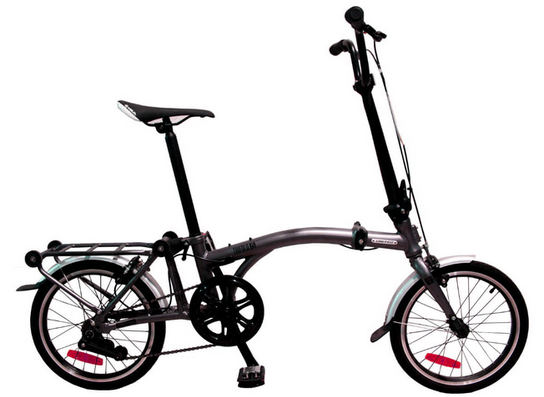 Trifold-Sepeda-Lipat terbaik