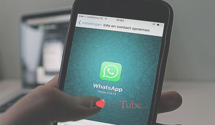 Berikan Izin WhatsApp untuk Mengakses Kontak HP