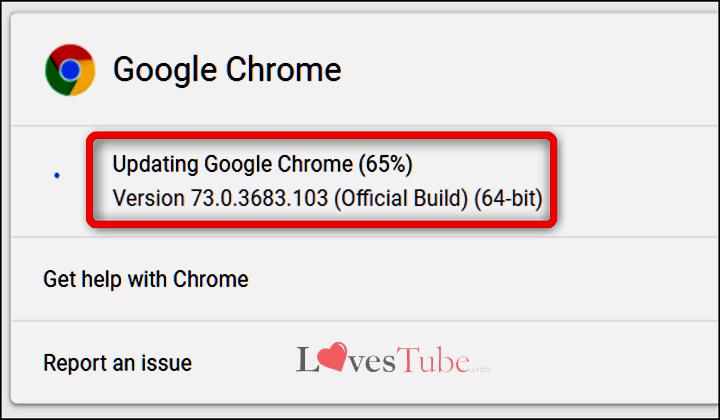 Cara Update Google Chrome pada Android, iOS dan PC